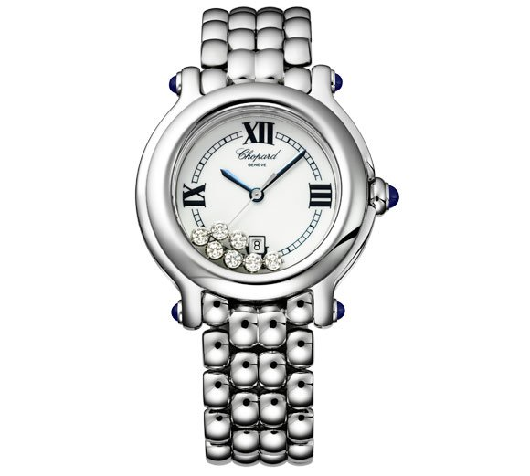 Chopard - Happy Sport, une collection bonheur - Style   Tendance ... e80d36f284a5