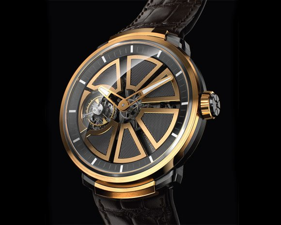 Faberge Visonnaire 1 red gold