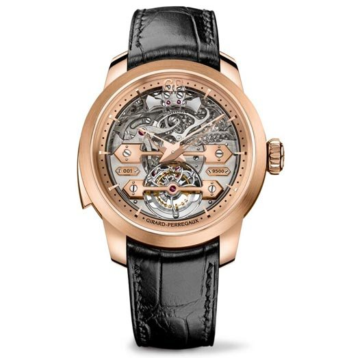 Round table: Striking watches