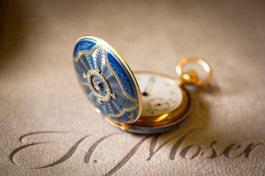 H. Moser & Cie. Pocket Watch