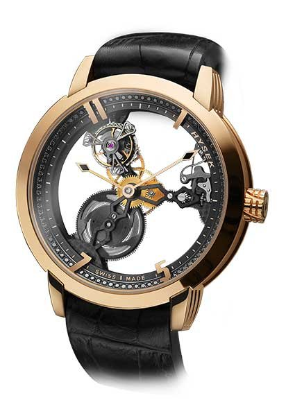Hysek IO 49 mm Tourbillon Squelette