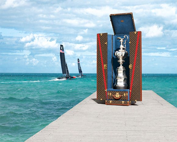 Louis Vuitton America's Cup 2017