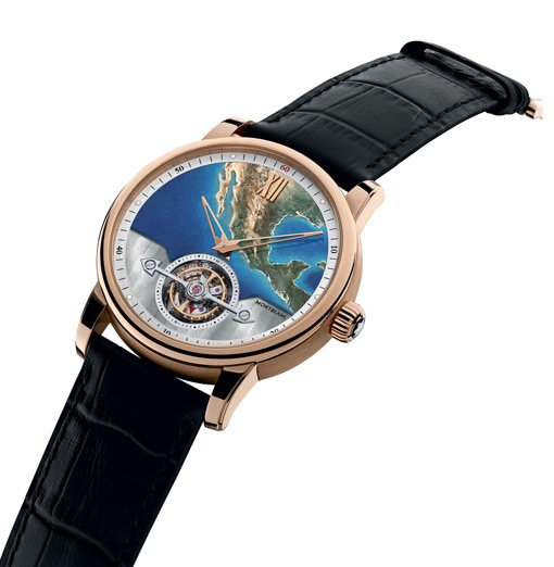 Montblanc 4810 ExoTourbillon Slim Limited Edition Mexico