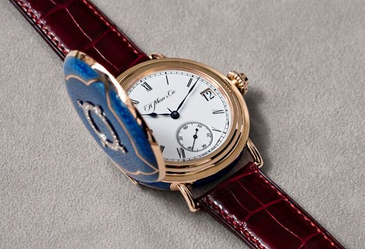 H. Moser & Cie. Perpetual Calendar Heritage Limited Edition