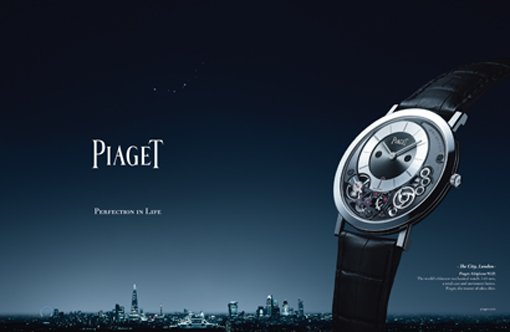 Piaget-  Perfection in life