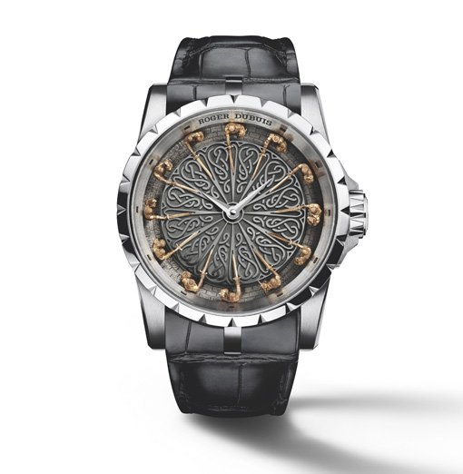 Roger Dubuis - Excalibur Table Ronde II