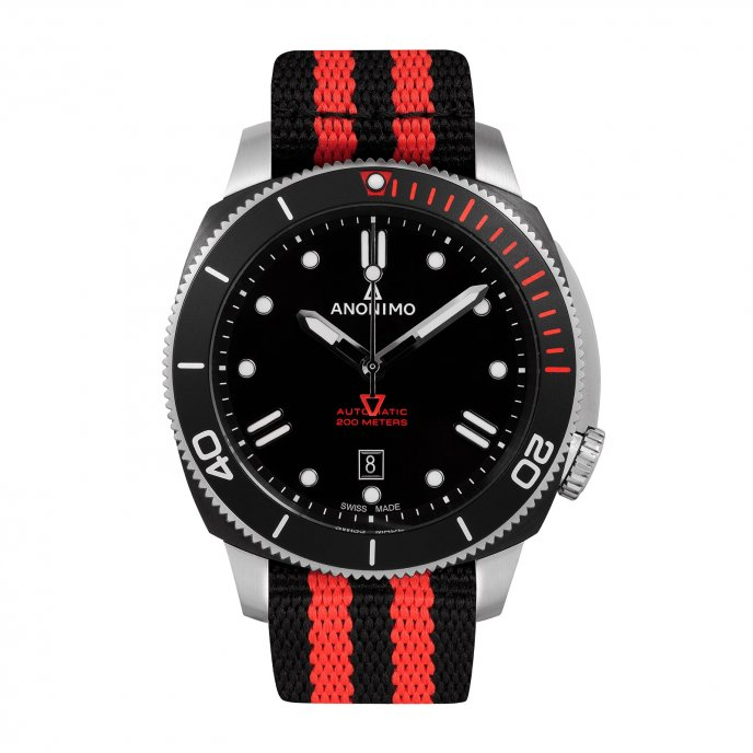 Win an Anonimo Auto-Sailing Limited Edition watch