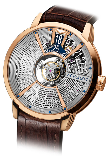 High-end watches for the passionate collector