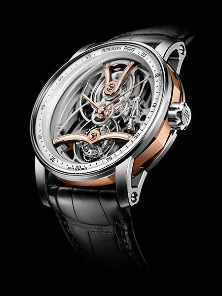 Tourbillon Squelette Code 11.59 by Audemars Piguet