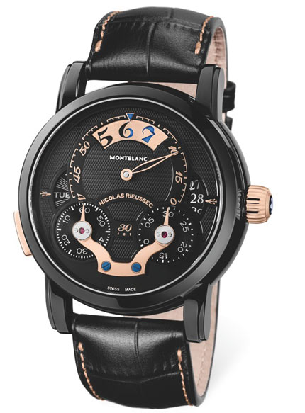 Montblanc Nicolas Rieussec Rising Hours Only Watch 2013 Réf. 110612