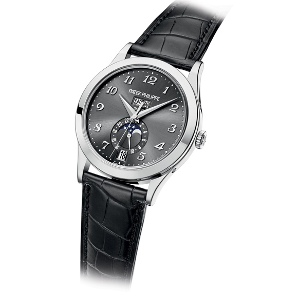 Patek-Philippe-Quantieme annuel-reference-5396-or-gris
