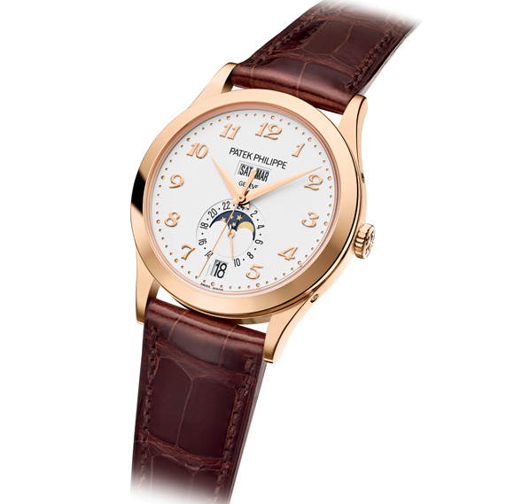 Patek-Philippe-Quantieme annuel-reference-5396-or-rose