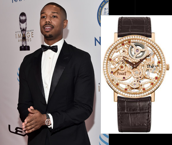 654855f09d0511 Piaget - NAACP Image Awards ceremony - Arts and culture - WorldTempus